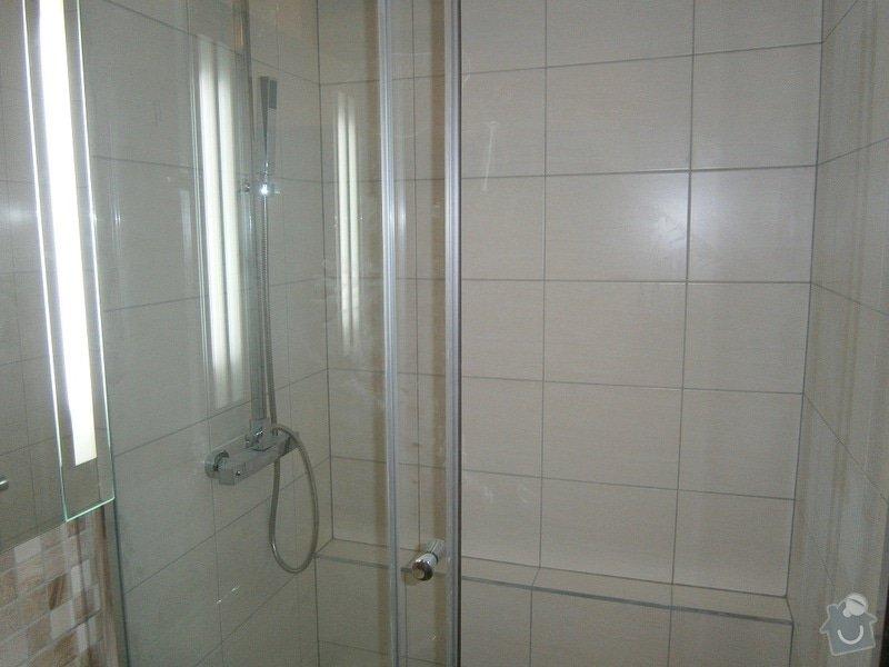 Rekonstrukce bytového jádra a stavební úpravy pro osazení kuchyňské linky: P3290050