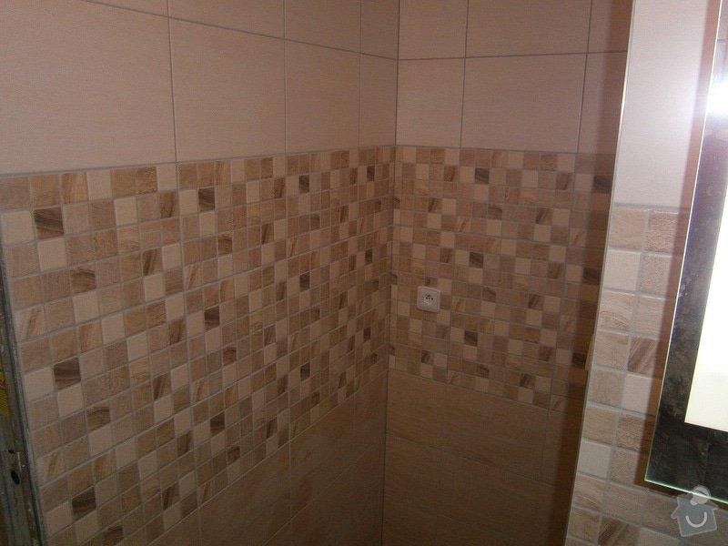 Rekonstrukce bytového jádra a stavební úpravy pro osazení kuchyňské linky: P3290051