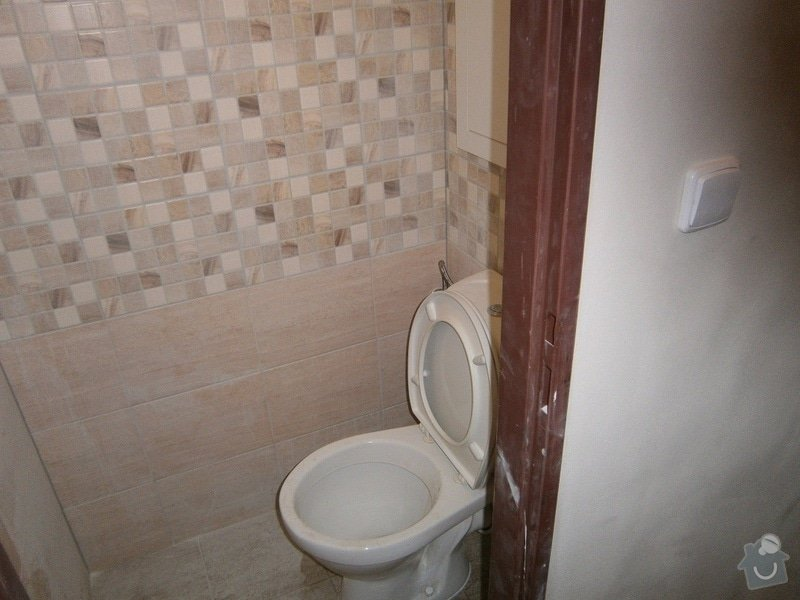 Rekonstrukce bytového jádra a stavební úpravy pro osazení kuchyňské linky: P3290058