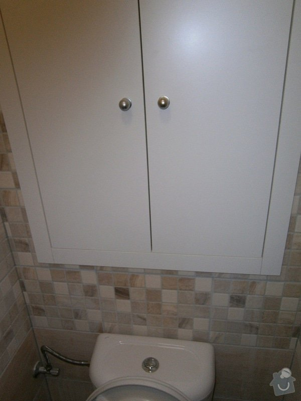 Rekonstrukce bytového jádra a stavební úpravy pro osazení kuchyňské linky: P3290059