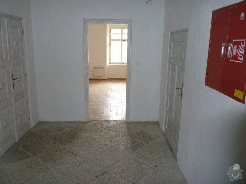Dokončení rekonstrukce synagogy Čkyně: P1020020