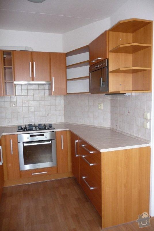 Stavební úpravy pro osazení kuchyňské linky studia MANHALTER : P1130185