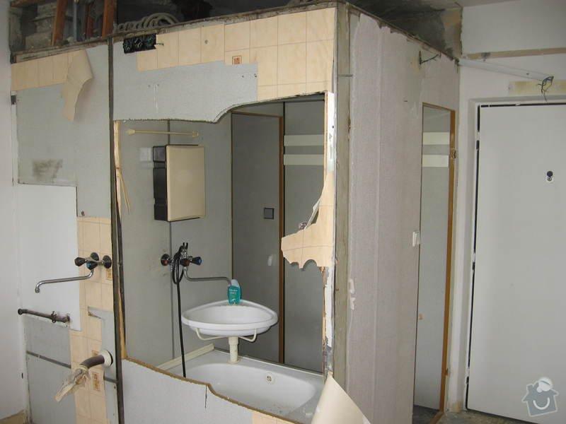 Rekonstrukce bytového jádra: IMG_0361