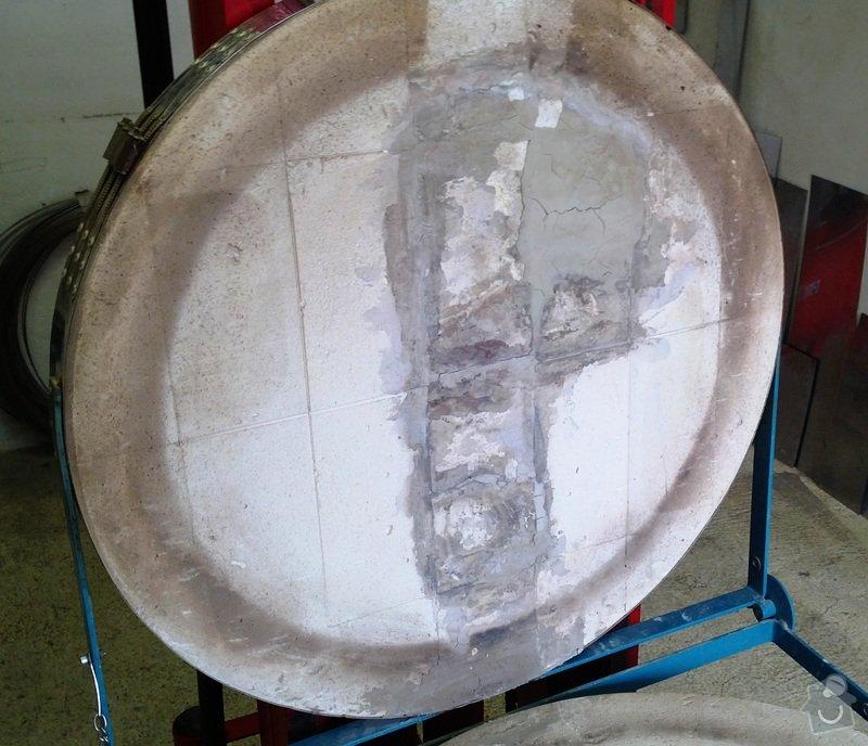 Oprava elektrické pece: 5