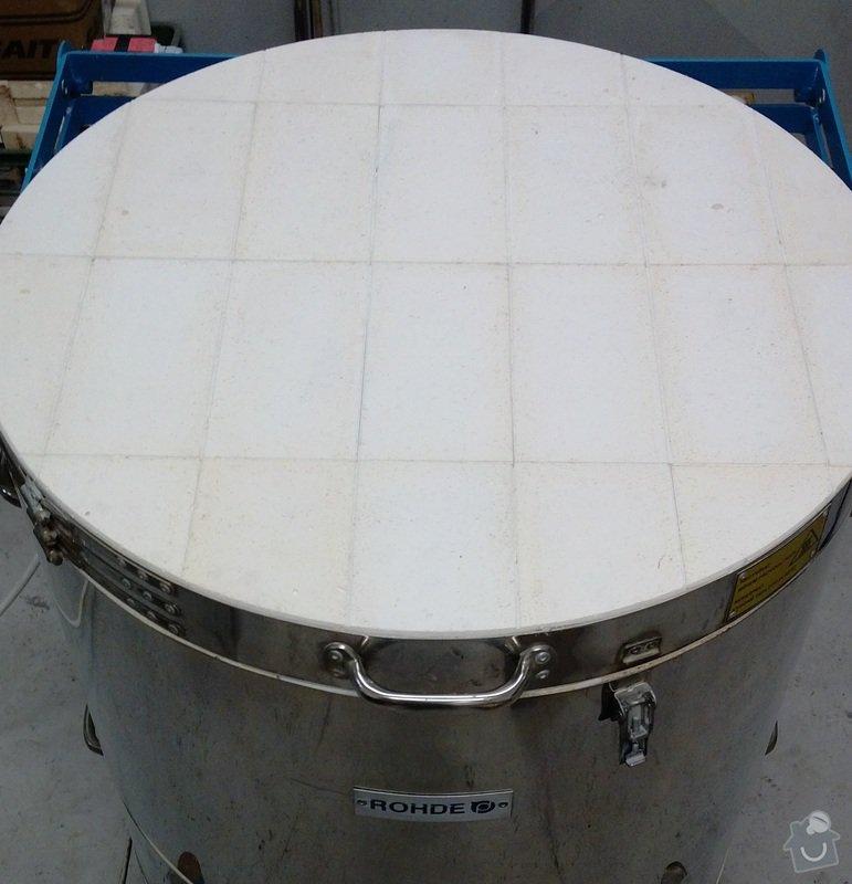 Oprava elektrické pece: 6