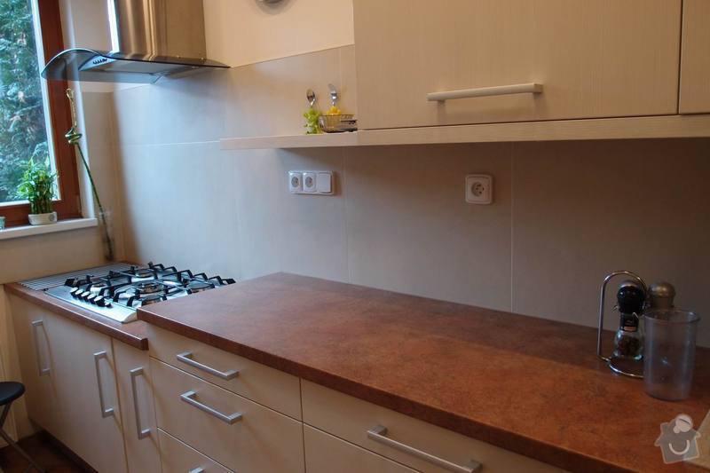 Obklady + podlahy v koupelnách, WC, kuchyni, omítky, vyzdění: kuchyne1_m