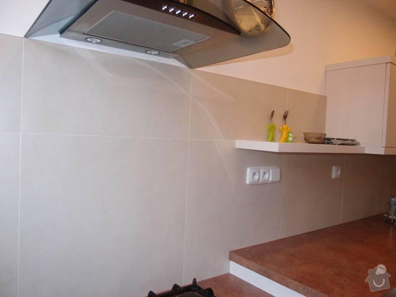 Obklady + podlahy v koupelnách, WC, kuchyni, omítky, vyzdění: kuchyne4_m