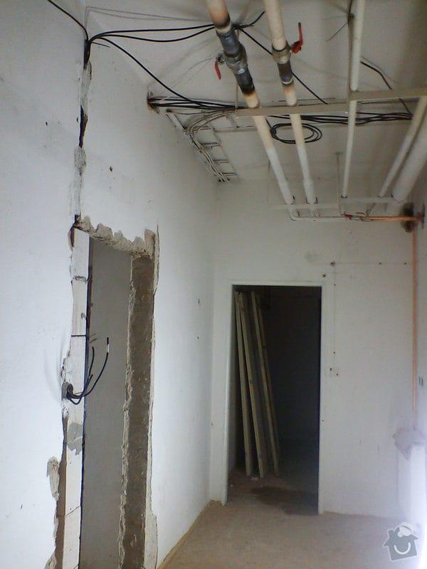 Rekonstukce nebyt. prostor na kadeřnictví: DSC00951