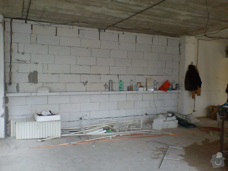 Rekonstukce nebyt. prostor na kadeřnictví: DSC00957