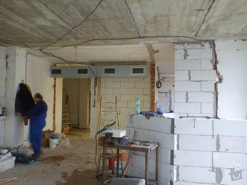 Rekonstukce nebyt. prostor na kadeřnictví: DSC00959