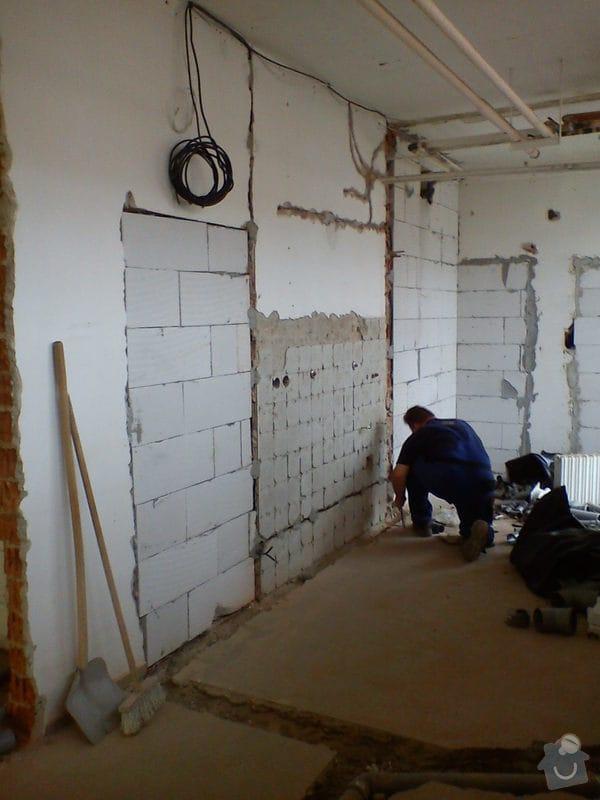 Rekonstukce nebyt. prostor na kadeřnictví: DSC00960