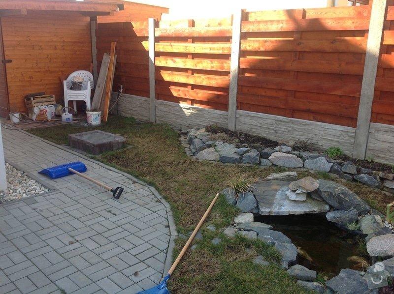 Zahradnické práce: Zahrada_2