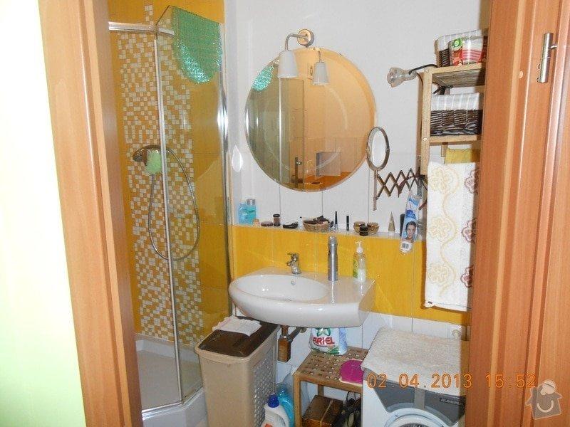 Rekonstrukce bytového jádra,chodby a další časti bytu.: fotky_prace_2013_167