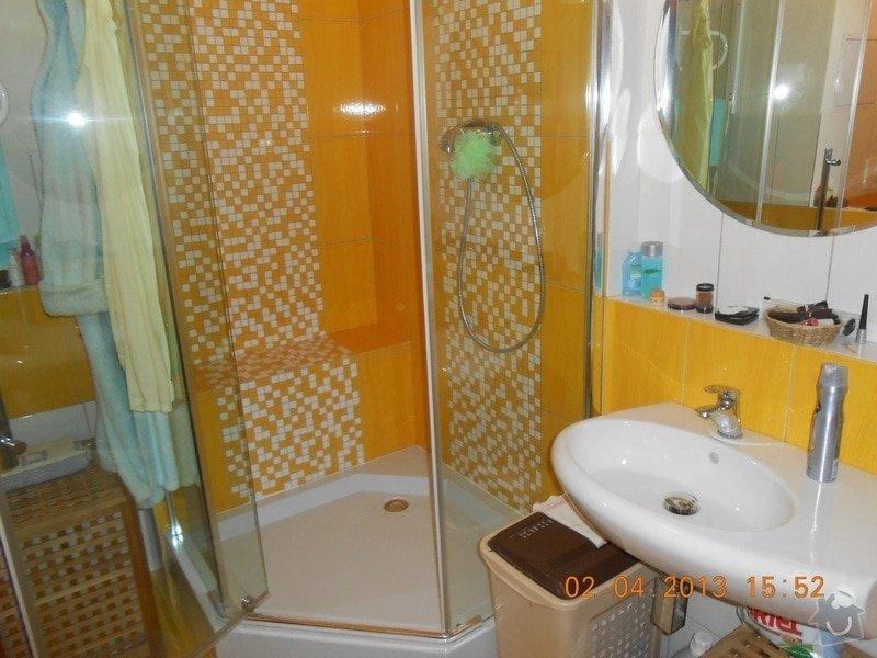 Rekonstrukce bytového jádra,chodby a další časti bytu.: fotky_prace_2013_169