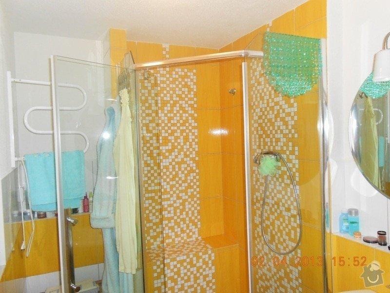 Rekonstrukce bytového jádra,chodby a další časti bytu.: fotky_prace_2013_170