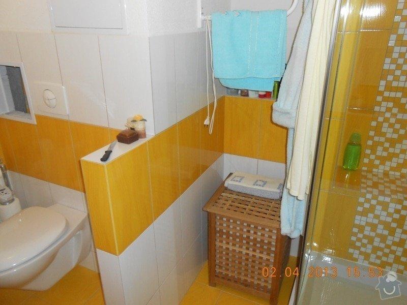 Rekonstrukce bytového jádra,chodby a další časti bytu.: fotky_prace_2013_173