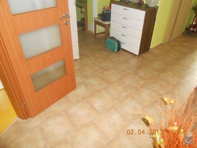 Rekonstrukce bytového jádra,chodby a další časti bytu.: fotky_prace_2013_179