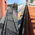 Rekonstrukce ploche strechy terasy vrsek hrana