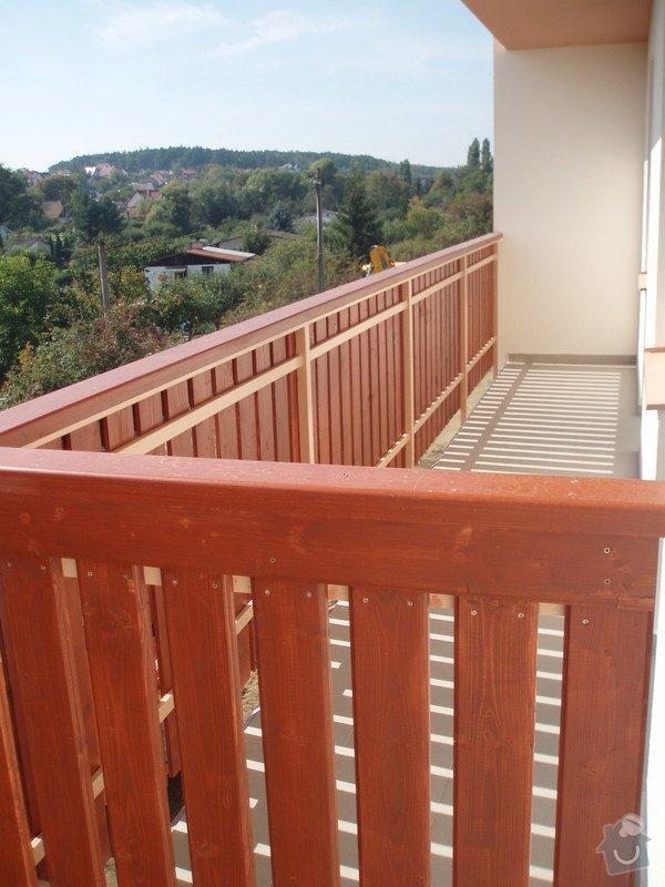 Oprava lodžie/ balkonu: P9225299
