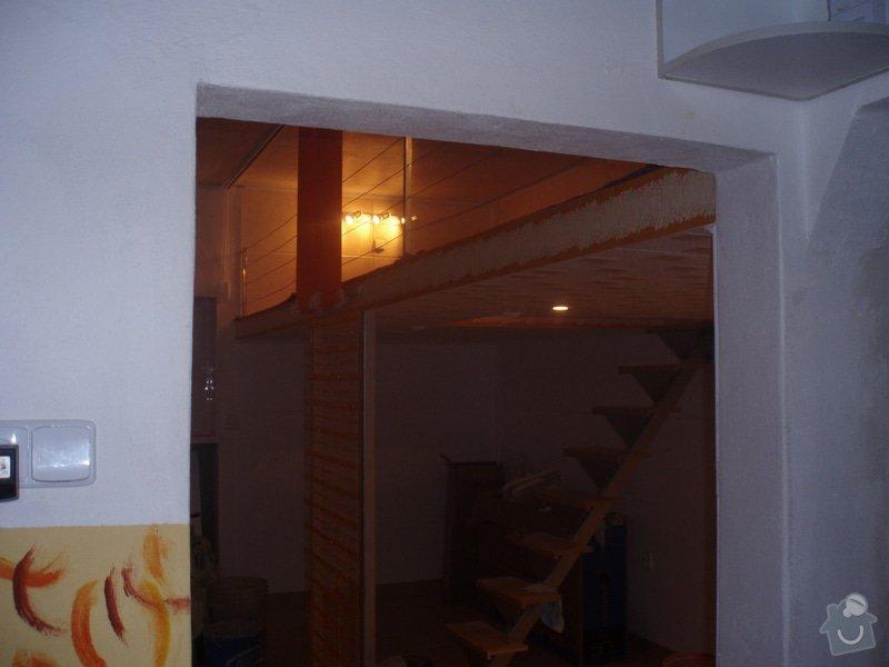 Patro na spaní, schody,osvětlení,zábradlí,podlaha.: kopecka48