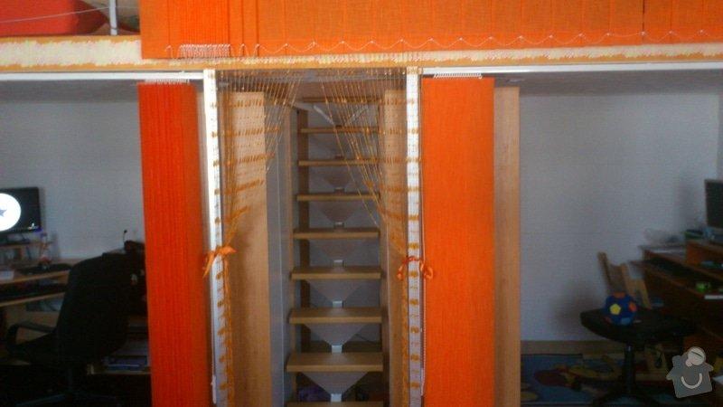 Patro na spaní, schody,osvětlení,zábradlí,podlaha.: KOPECKA675