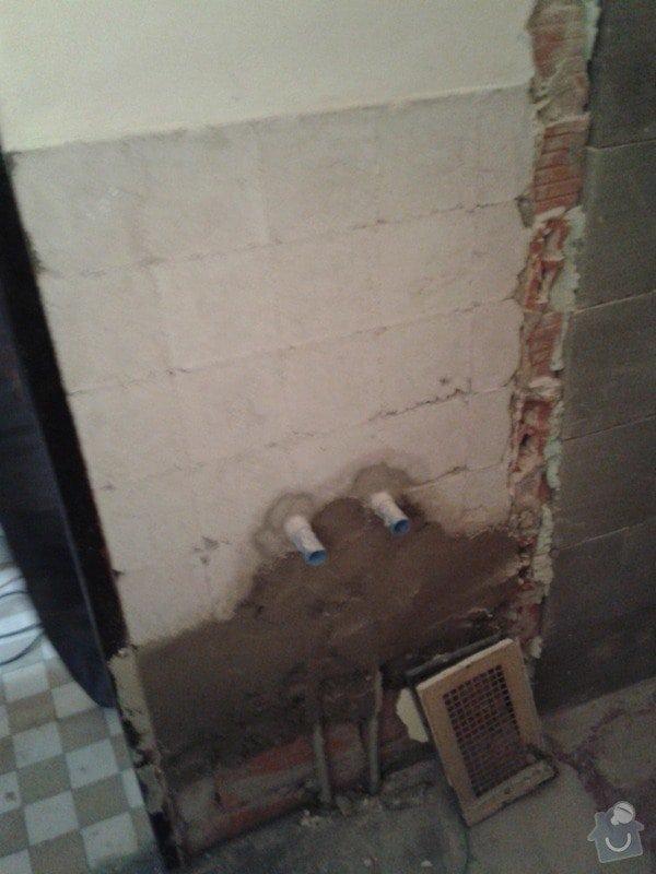 Renovace zděné koupelny, WC: foto_435
