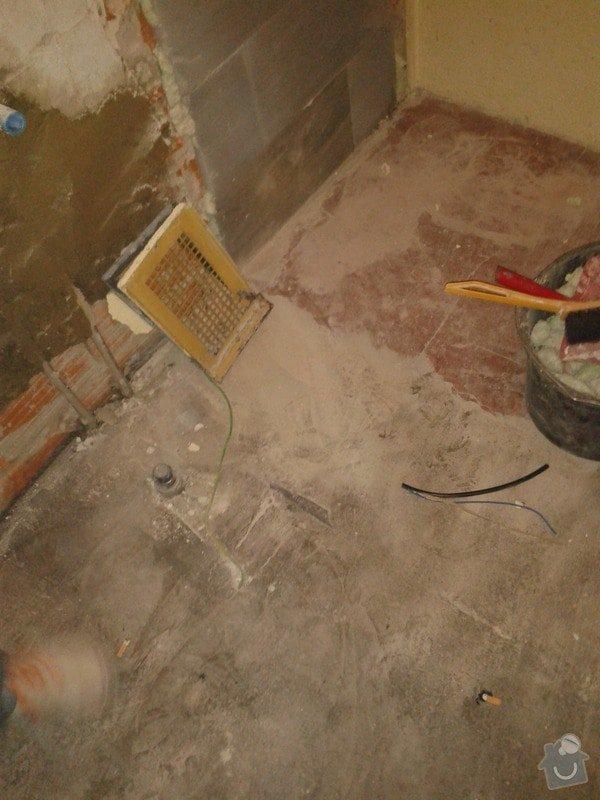 Renovace zděné koupelny, WC: foto_436