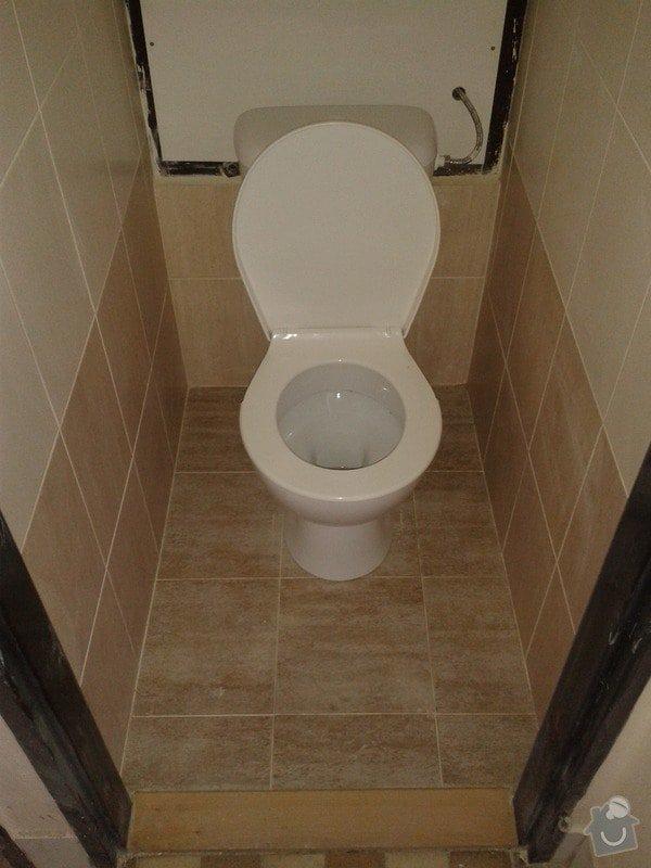Renovace zděné koupelny, WC: foto_443