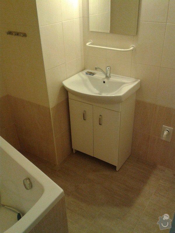 Renovace zděné koupelny, WC: foto_450