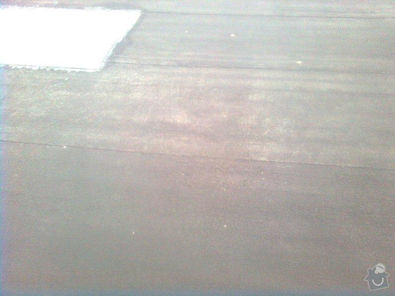 izolace rovné střechy 170m2 : Obraz0469