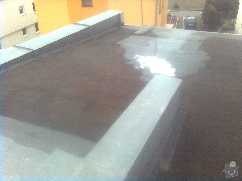 izolace rovné střechy 170m2 : Obraz0471