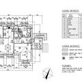Pristavba a nastavba domu pudorys 2
