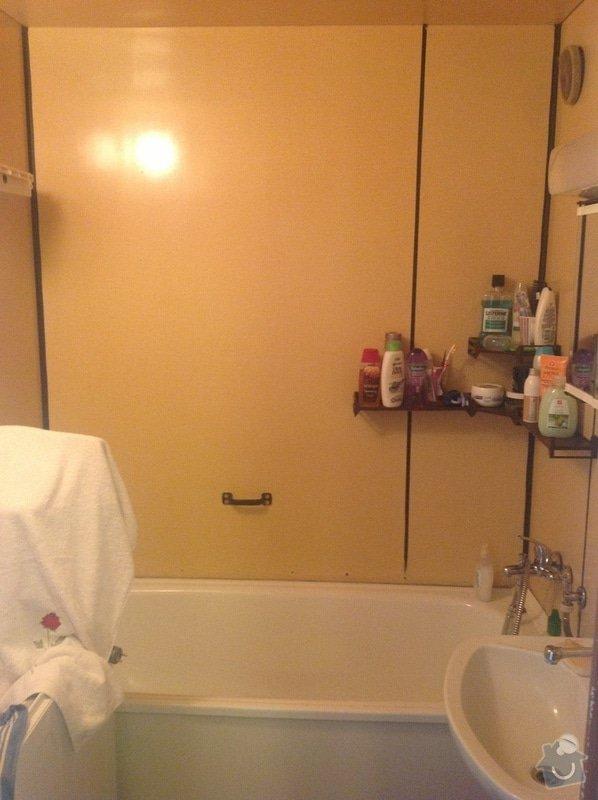 Rekonstrukce bytové koupelny: IMG_0653