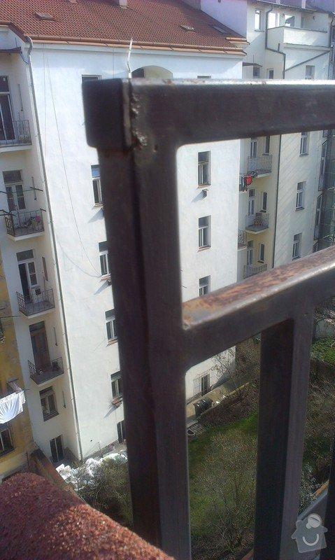 Zamecnicke prace_vyroba drzaku kvetinacu na zabradli: IMAG0072
