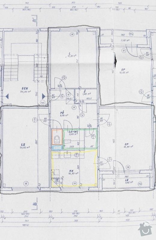 Nové podlahy: byt2