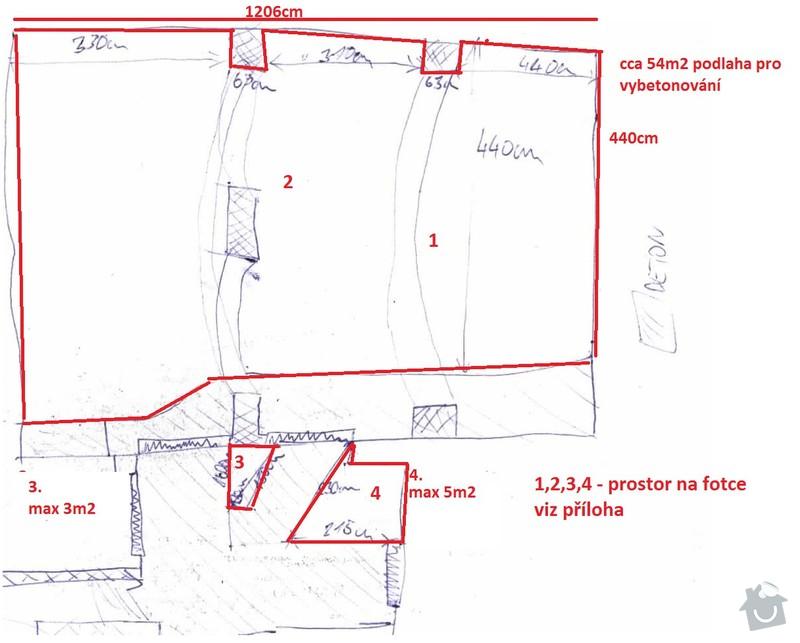 Betonování podlah: podlahy_sklep