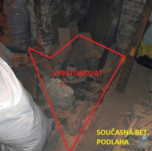 Betonování podlah: 3