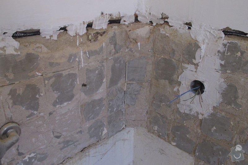 Rekonstrukce kuchyně: roh