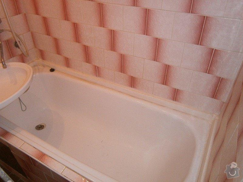 Rekonstrukce bytového jádra, kuchyně, předsíně, obývacího pokoje v panelovém domě (3+1): 9