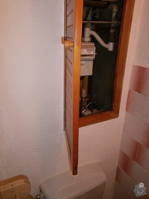 Rekonstrukce bytového jádra, kuchyně, předsíně, obývacího pokoje v panelovém domě (3+1): 13