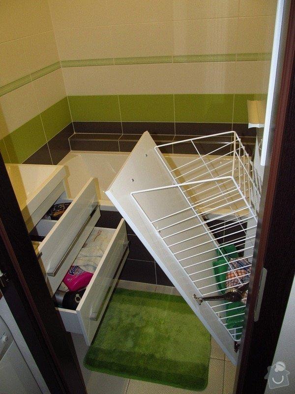 Rekonstrukce bytového jádra, kuchyně, předsíně, obývacího pokoje v panelovém domě (3+1): 18