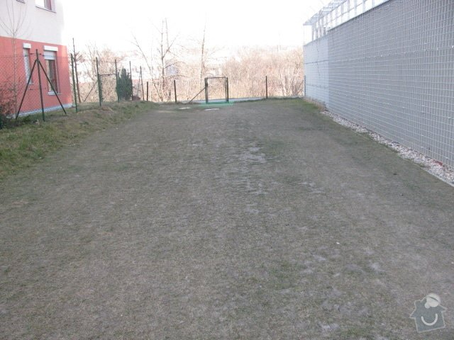 STAVBA CHODNÍKU (57 m2) A PLOTU: IMG_2415
