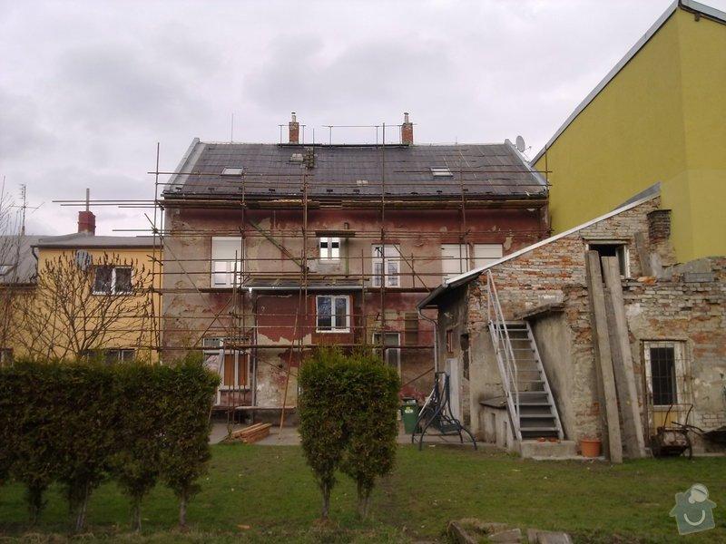 Oprava Bytového domu: 08042012750