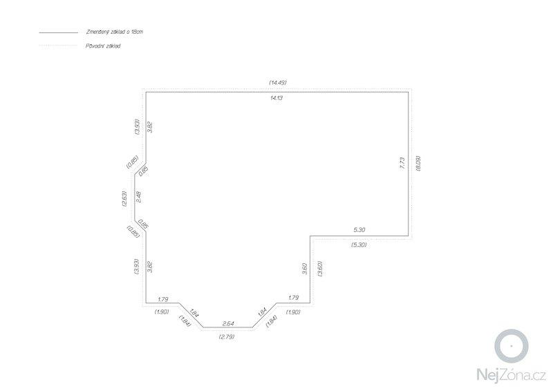 Vytyčení stavby rodinného domu: kapros18-1