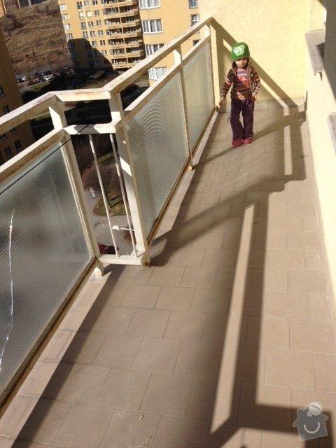 Zasklení lodžie panelového bytu: balkon_1