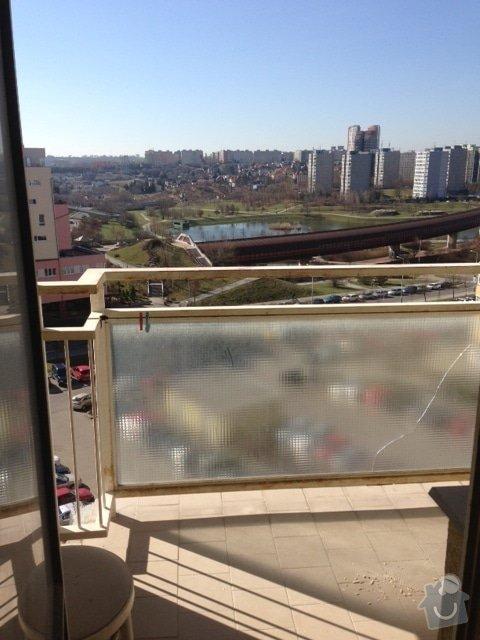 Zasklení lodžie panelového bytu: balkon_2