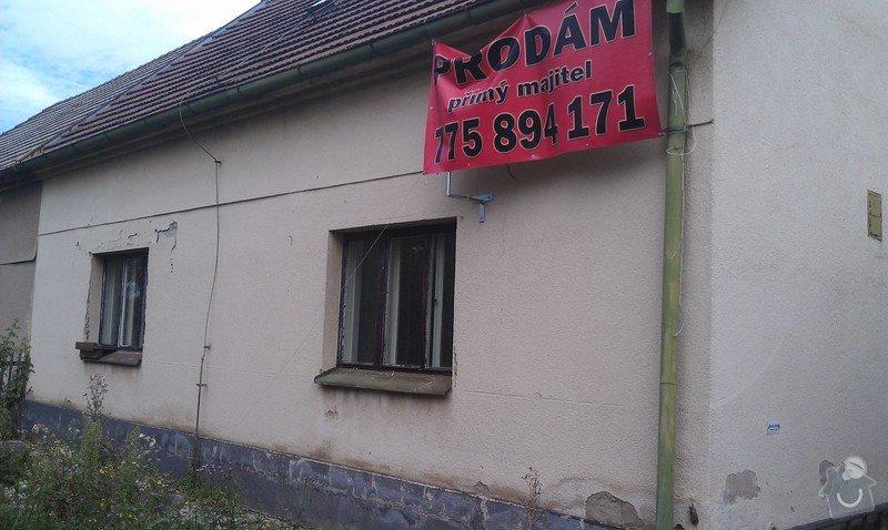 Rekonstrukce fasády, omítky: IMAG0758