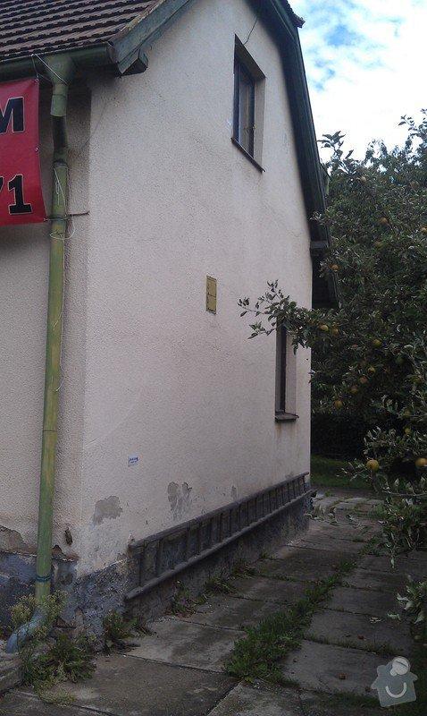 Rekonstrukce fasády, omítky: IMAG0760