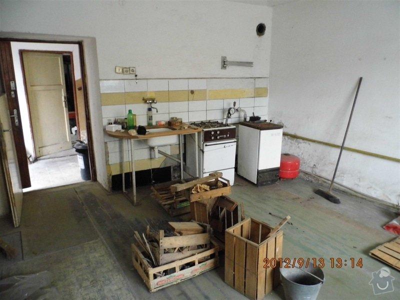 Kompletní vnitřní rekonstrukce, přestavba: IMG_0091