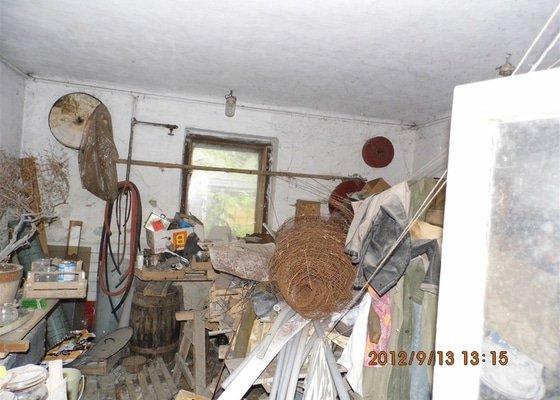 Kompletní vnitřní rekonstrukce, přestavba